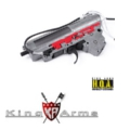 King Arms Ver.3 Rear Wiring Complete Gearbox for AK Series M135