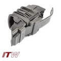 ITW Belts & Double Stack Fastmag for M1911 magazine(Black)