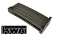 KWA 20 Rounds Short Gas Magazine for MP7A1 GBB (Black)