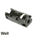 Well Hop-up Unit for 4401 to 4411 Airsoft Sniper Rifles -BK