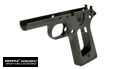 Army Metal Lower Frame for R30 GBB (With Marking, Black)