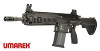 UMAREX H&K Licensed Metal HK417 Assault Rifle GBB (Black)