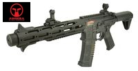 AMOEBA Honey Badger PDW Assault Rifle AEG (AM013, BK)