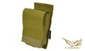 FLYYE CORDURA® Single FB 5.56 Molle Pouch with insert (CB)