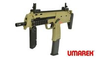 UMAREX X KWA H&K Licensed MP7A1 SMG GBB (Dark Earth)