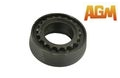 AGM Metal Delta Ring for M4 GBB Rifle (Black)