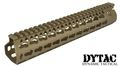 DYTAC 10 inch BRAVO Rail for Systema PTW Profile M4 AEG (DE)