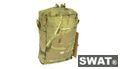 SWAT Molle Vertical Accessories Pouch (Multicam)