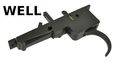 WELL Metal Trigger Assembly for 4402 L96AWS Air-cocking Rifle