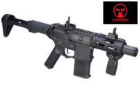 AMOEBA Honey Badger CQC Rifle AEG  (AM015 , Black)