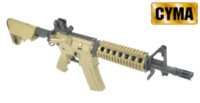 CYMA M4 CQB AEG Rifle (CM012, Tan)