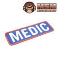 MilSpec Monkey PVC Patch - MEDIC  (Medical)