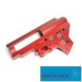 Army Force CNC 9mm Ver2 AEG QD Gearbox (Red)