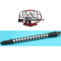 G&P 13inch Triangle Pattern Taper Outer Barrel (BK)