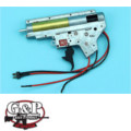 G&P B style Complete Gearbox for G&P M249 Conversion Kit Series