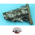 G&P Mod Buttstock for Marui GBB M4A1 (Digital Desert)