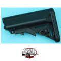 G&P Multi Purpose Buttstock for Marui GBB M4A1 (Black)