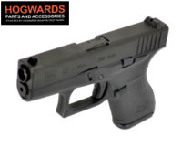 HOGWARDS G42 Metal Slide GBB Pistol with marking (Black)