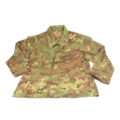Italy Army Woodland Camouflage Adjustable Waist BDU Shirt