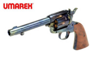 Umarex Colt SAA .45 CO2 Revolver (Blue , No Colt Marking)