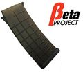 Beta Project 140rds MAGPUL PTS PMAG Magazine - BK