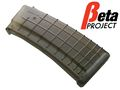 Beta Project 140rds MAGPUL PTS PMAG Magazine - OD