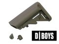 D-BOYS Special Force Crane NAVY ARMY Stock - TAN