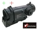EAIMING ELCAN 4x Red/Green Metal Sight Scope With QD Mount
