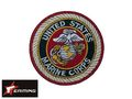 EAIMING US MARINE CORPS Embroidery Patch