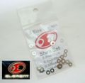 Element Shim Set for AEG Gearbox (18 pcs)