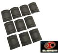 ELEMENT TDI Rail Cover (10 pcs , Short ) -Dark Earth