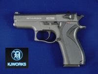 KJ WORKS 6904 Metal Version GBB Pistol