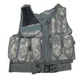 Black Hawk Down Omega HSV Assault Tactical Vest Holster -ACU