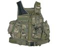Black Hawk Down Omega HSV Assault Tactical Vest Holster Multicam