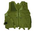 US Army Assault Tactical Vest with Holster (CB)
