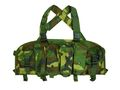 Russian Tactical Chest Rig Magazine Carrier Vest -Woodland Camou