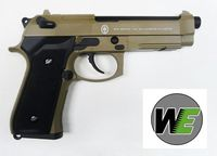 WE M9A1 GBB Pistol (DE ; With MARKING )