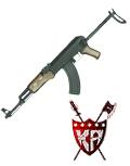 King Arms AK47S Wood Version