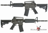 King Arms Colt M4A1 Gas Blowback GBB