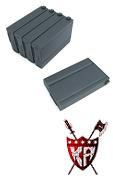 King Arms M14 70 rounds Magazines Box Set (5pcs)