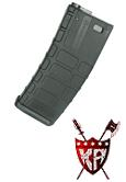 King Arms 360 Rds Magpul PTS PMag for M4 Series - BK