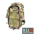 Dual Rifle function Extended 9.11 Tactical Series Backpack (KM)
