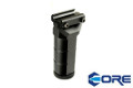CORE Aluminum 4.3 inch RK-1 Foregrip For 20mm Rail System(Black)