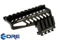 CORE Aluminum B-12 20mm Rail Sight Mount For AK Series (Black)