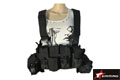 EAIMING Chest Rig Tactical Vest  (Black)