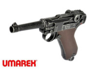 Umarex WWII Limited Edition P08 CO2 Pistol (Black)