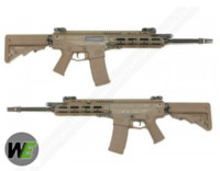 WE Musoken MSK E03 M4 Stock AEG Rifle (Tan)