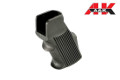 A&K LR300 Style Grip For LR300 / M4 / M16 AEG Rifle (Black)