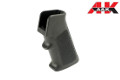 A&K A2 Grip For M4 STW AEG Rifle (Black)