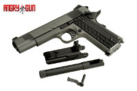 Angry Gun Unicorn M1911A1 GBB Pistol (Deluxe, Metal Grey)